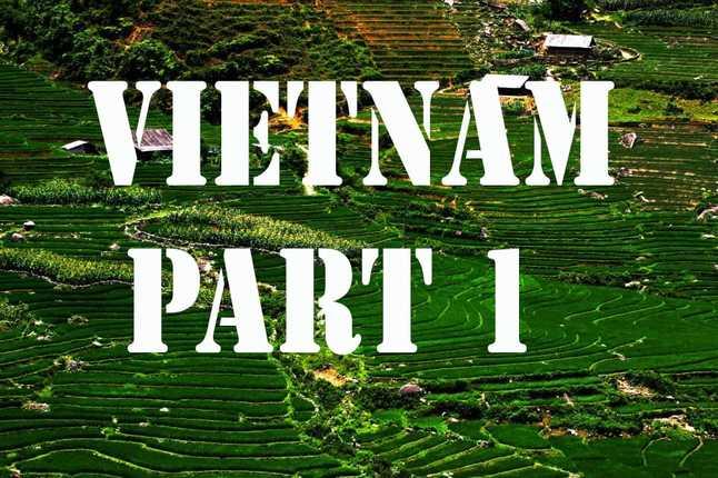 My Vietnam Trip Part 1 Ho Chi Minh