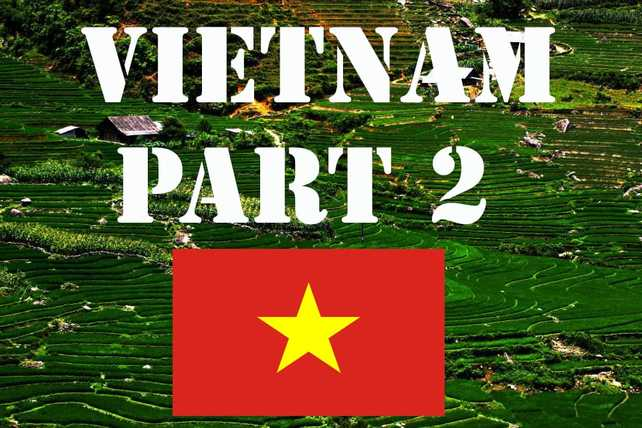 My 3 week Vietnam Trip Part 2 Dalat 2015
