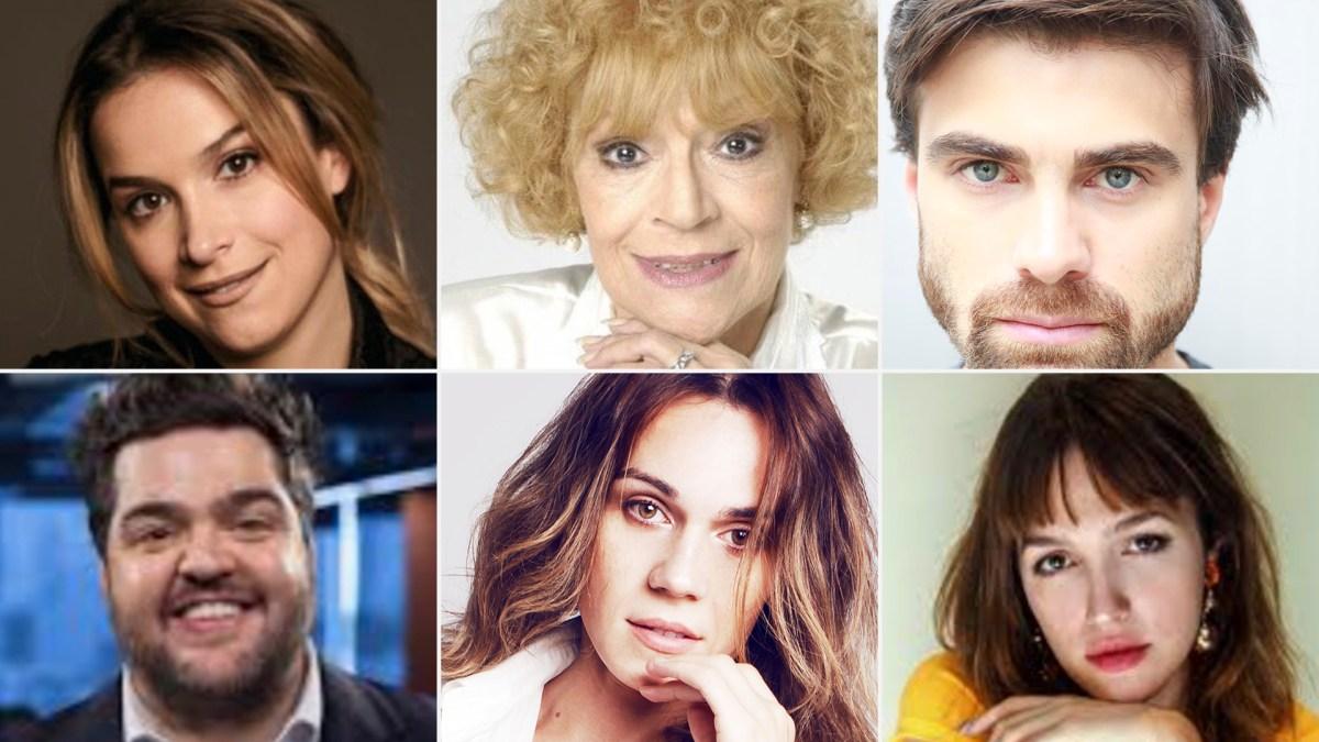 Influencers integran el elenco de «Adentro»