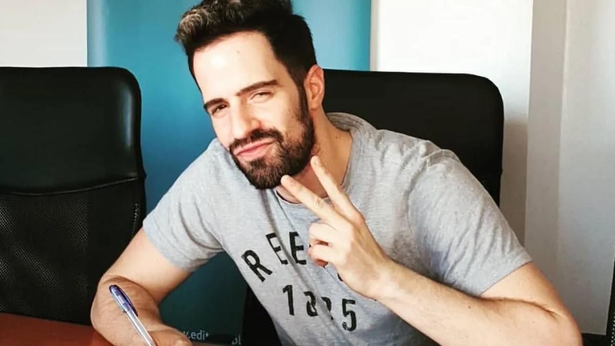 Martín Cirio sacará un disco
