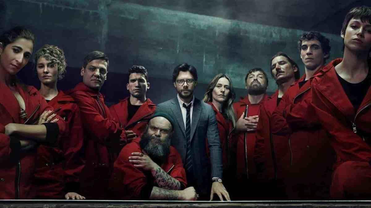 «La Casa de papel»: nuevo elenco y temporada final