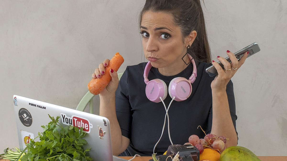 Paulina cocina publicitó una marca y abrió el debate