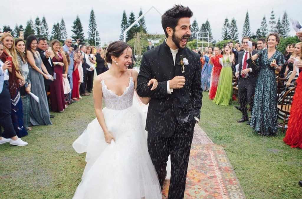 Camilo se casó dos veces