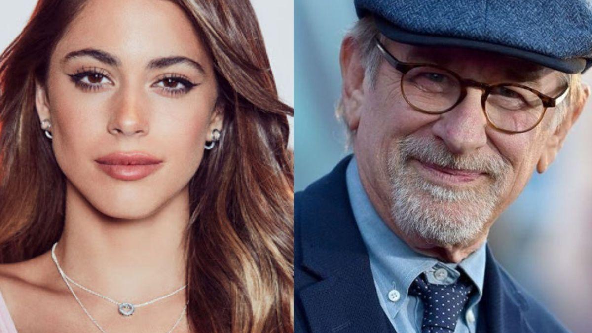 Steven Spielberg le envió una carta a TINI