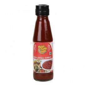 Meal Time Red Chilli Sauce 200gm - ClickUrKart