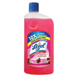 Lizol Disinfectant Surface Cleaner -Floral 975ml - ClickUrKart