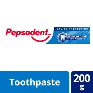 Pepsodent Toothpaste Germicheck Cavity Protection 200g - ClickUrKart