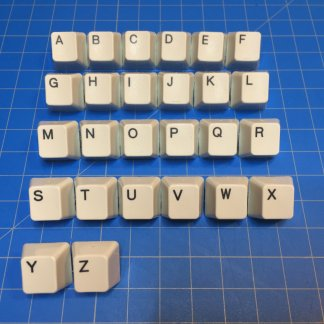 original IBM model M replacement key caps – ClickyKeyboards