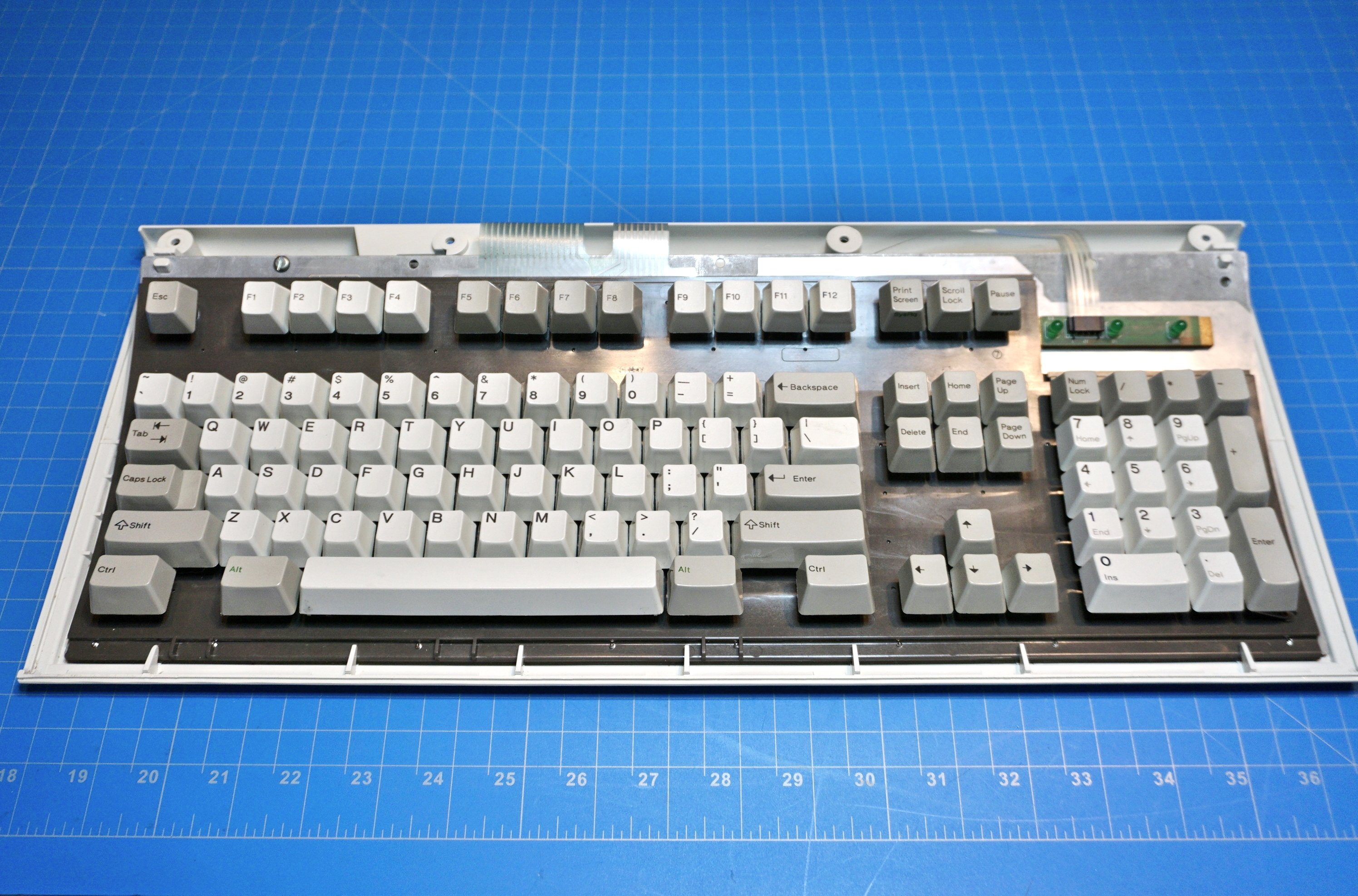 63cb9844292 1988 IBM model M (1391401) Made by IBM 29 JAN 88 – ClickyKeyboards