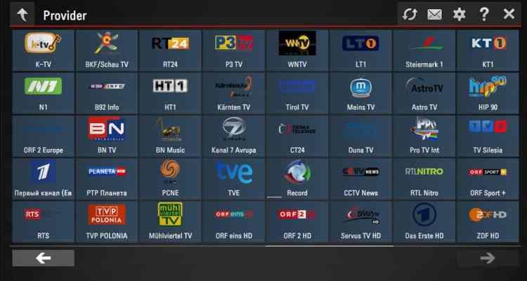 Resultado de imagen para iptv smart tv