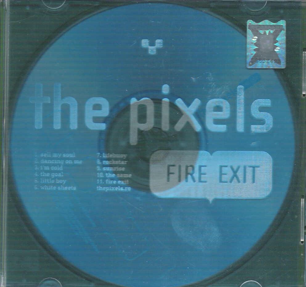 2008. Fire Exit