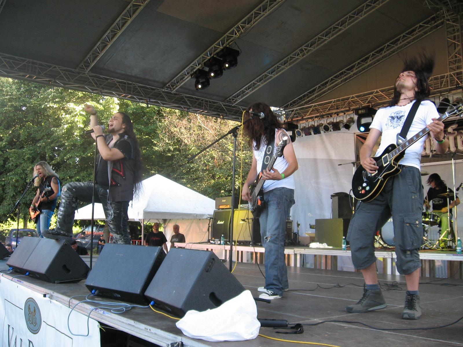TROOPER Live @ SamFest 2009