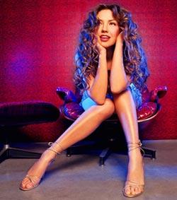 L-a furat pe Tommy Motolla, CEO la Sony Music, din braţe la Mariah Carey