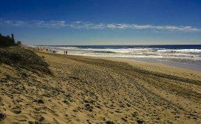 Gold Coast la distesa infinita della Spiaggia