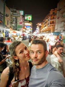 Noi in Khao San Road a Bangkok