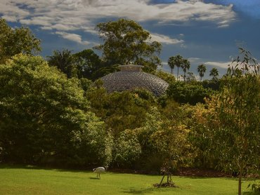 Brisbane Botanic Gardens La Cupola Tropicale