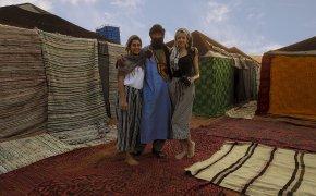 Marocco Il nostro Campo nel Deserto di Merzouga