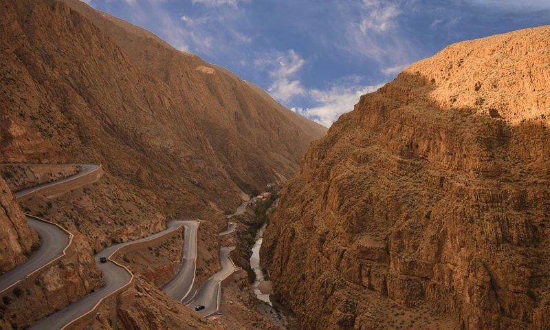 Marocco Valle Dades: una delle strade più belle al mondo