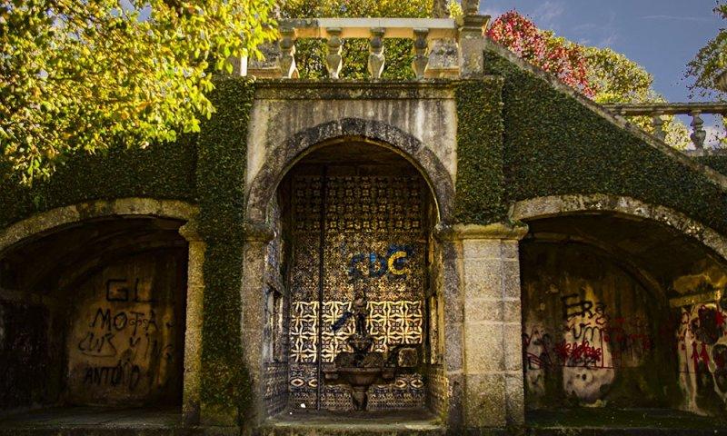 Guimaraes I giardini di Vila Flor