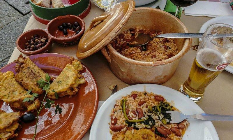 Guimaraes dove mangiare tipico