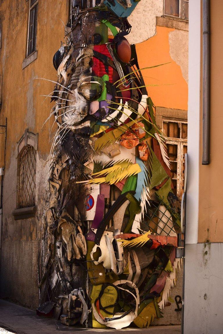 Vila Nova de Gaia Street Art