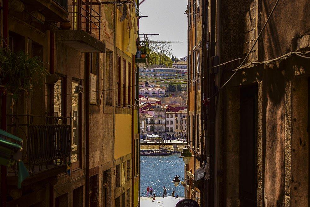 Vila Nova De Gaia: Uno scorcio sul Douro