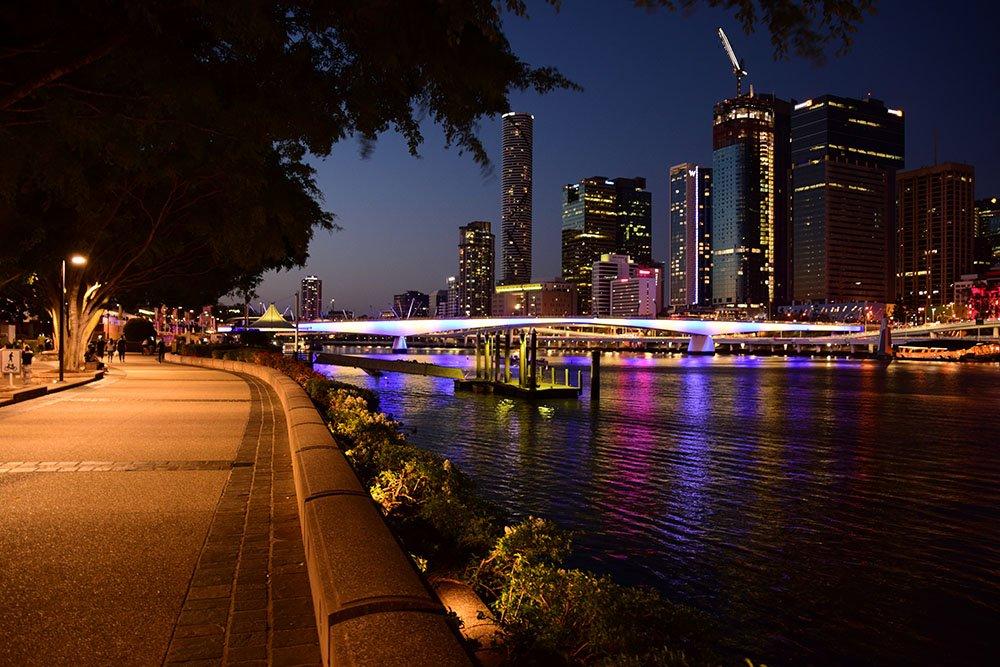 Brisbane South Bank Sera