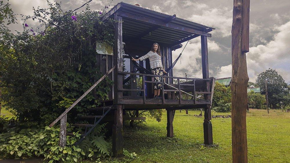 Nature Lodge Mondulkiri