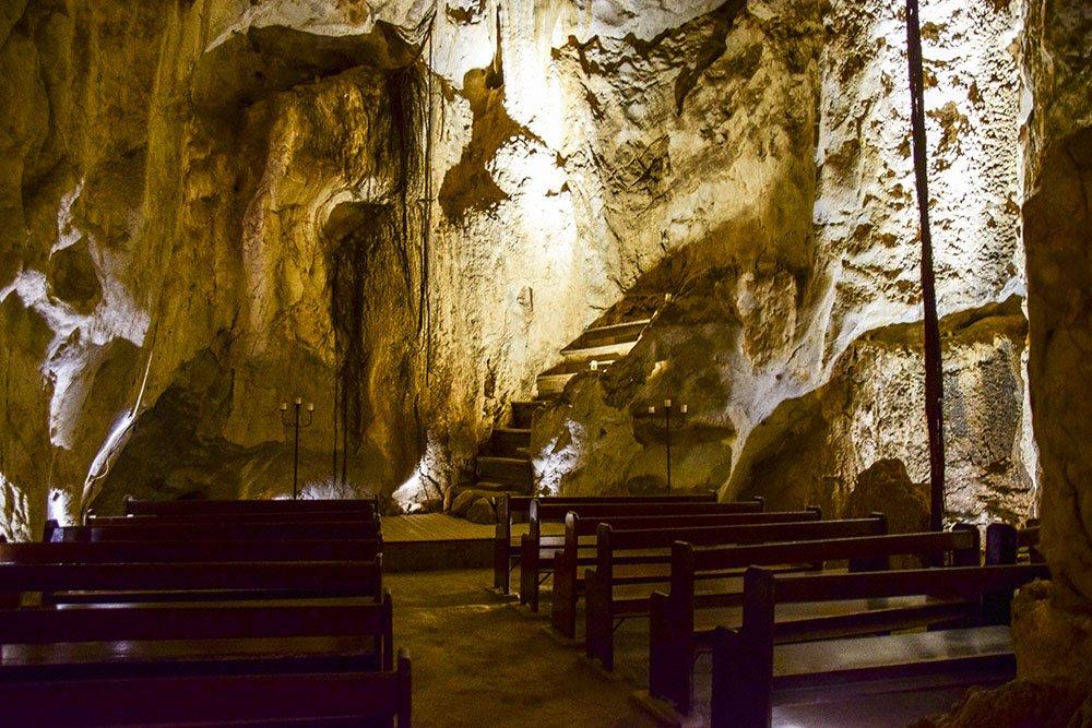 Capricorn Cave Cattedrale