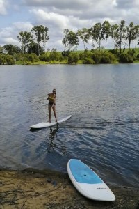SUP Burnet River