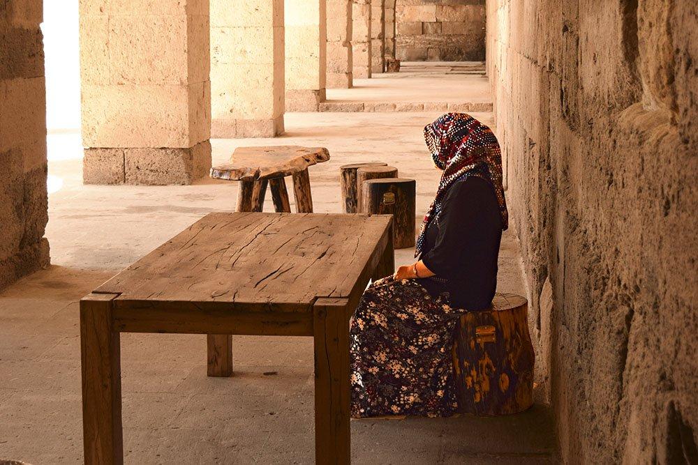 Donna turca caravansarai