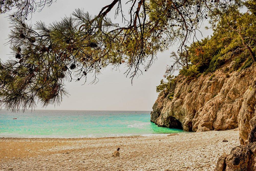 Kabak Valley Beach