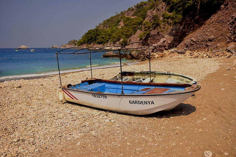 Kabak Valley Spiaggia