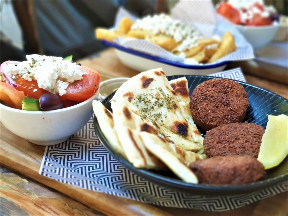 Zeus greek restaurant Brisbane