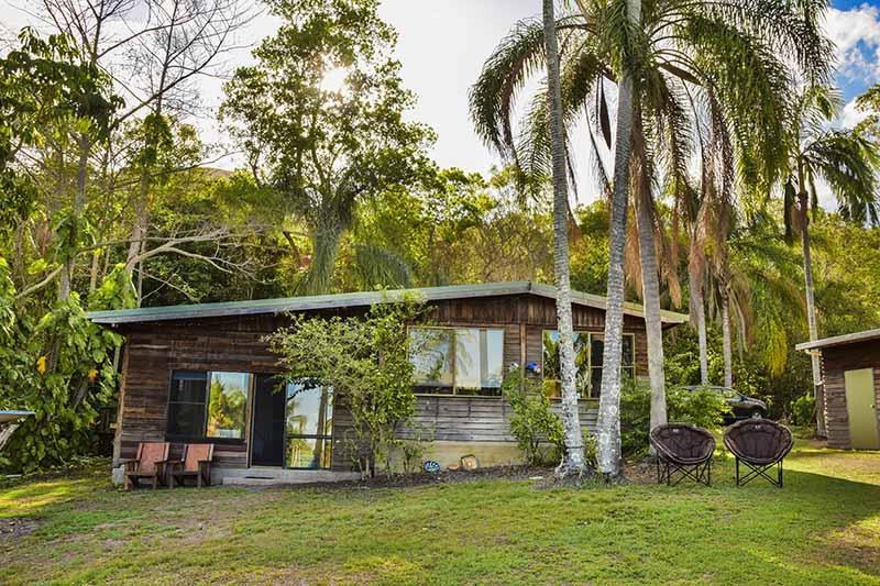 Dormire in posti strani: un fienile in Australia