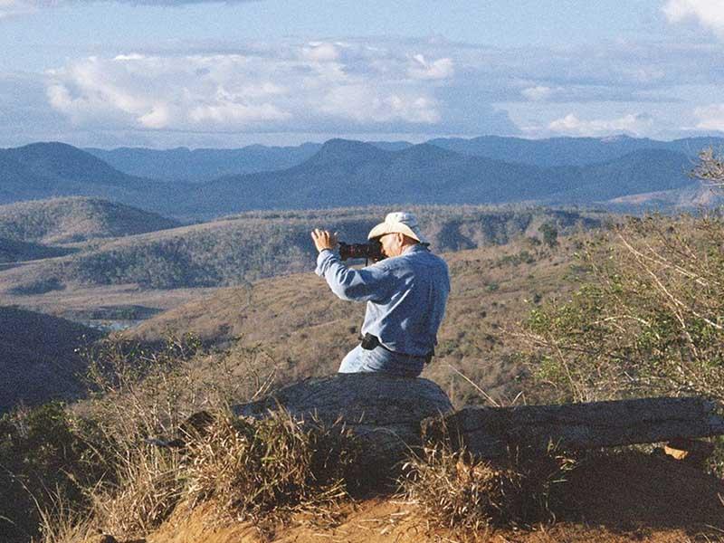 Il sale della terra, in viaggio con Sebastiao Salgado