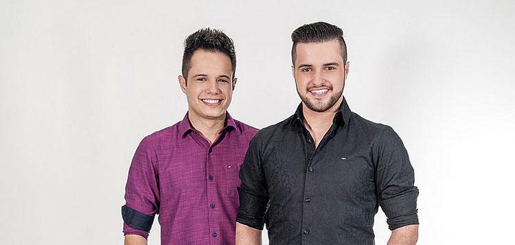 Show de Lucas e Felipe ficou para novembro no S.C. Tiririca