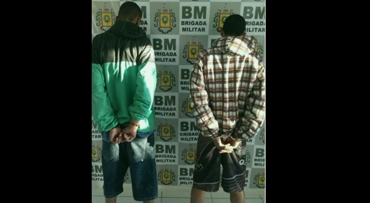 Suspeitos da morte do comerciante em Tapes foram presos