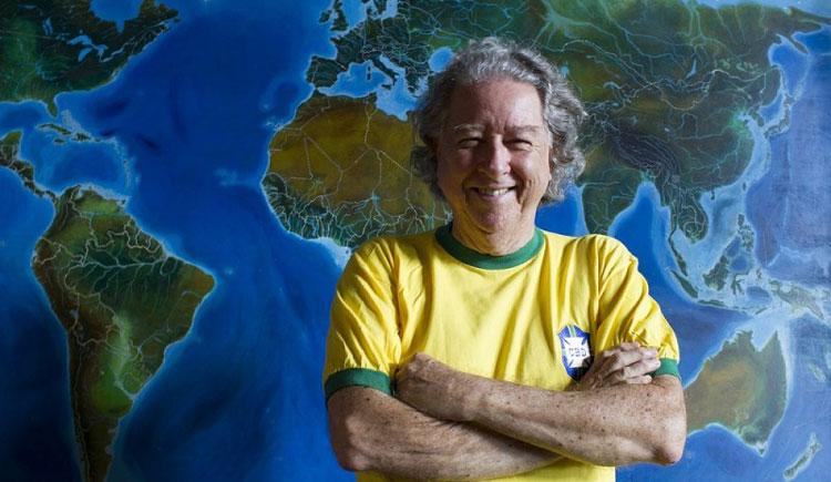 Morre o criador da camiseta da Seleção Brasileira