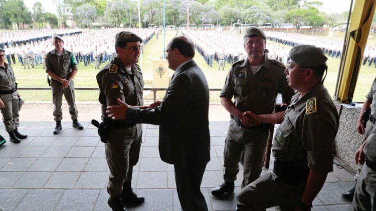 Dois mil novos soldados iniciam curso de formação