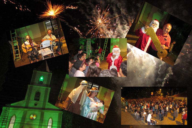 Festa de Natal 2018 em Barão do Triunfo