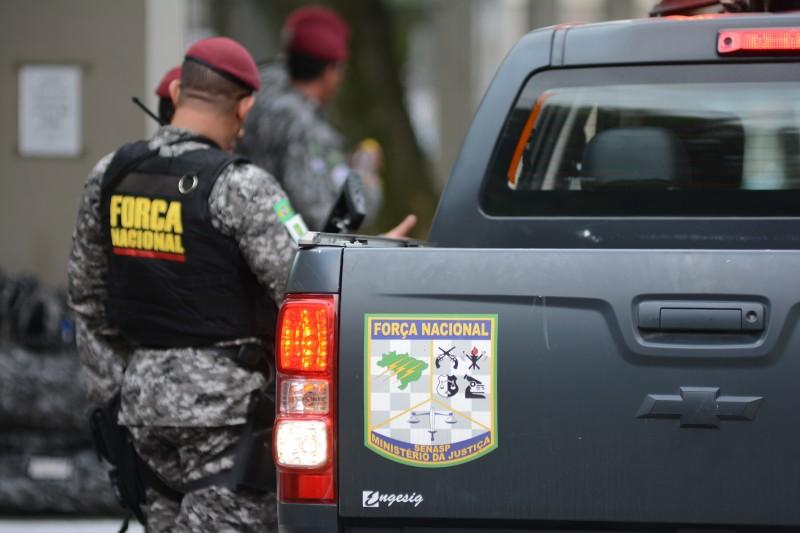 Governo federal prorroga permanência da Força Nacional de Segurança no Rio Grande do Sul