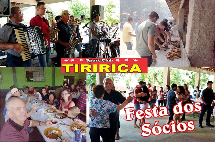 Festa dos Sócios do Sport Club Tiririca / Cerro Grande do Sul