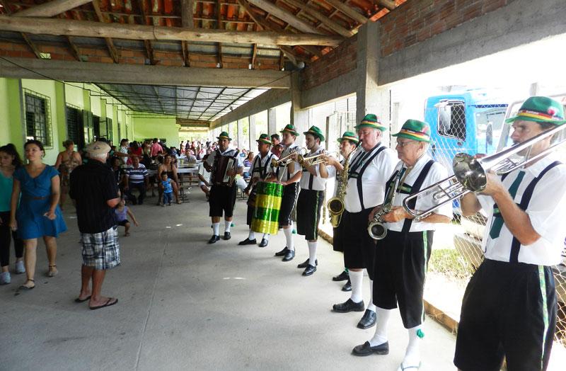 Festa dos Sócios do S. C. Tiririca é neste domingo (17)