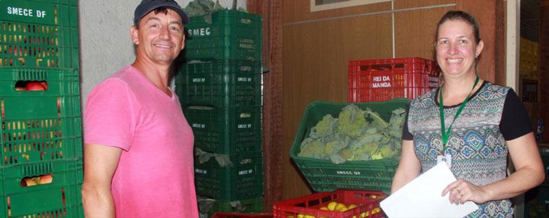Dom Feliciano direciona mais de 80% do recurso da merenda para agricultura familiar