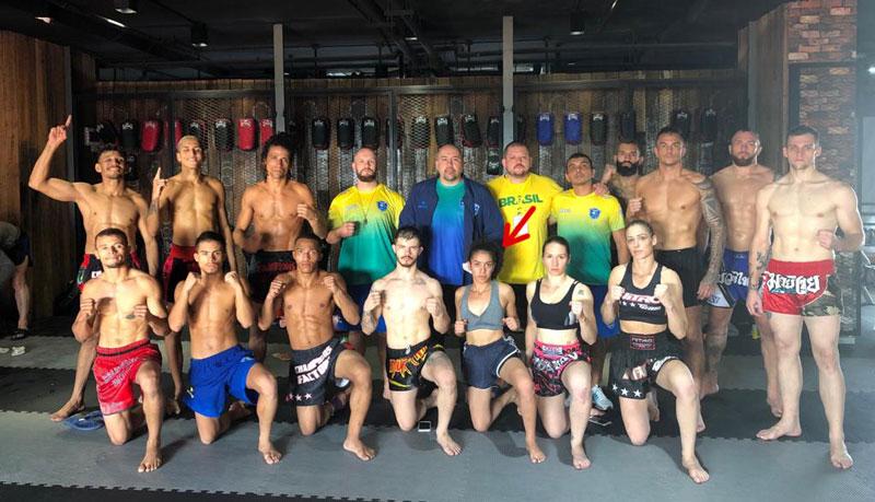 Primeira luta de Tamires na Tailândia é nesta quinta-feira (14)