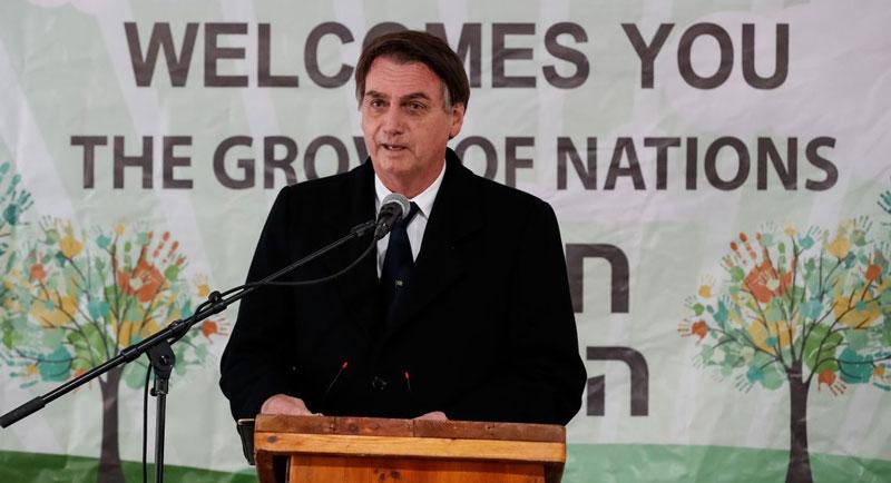 """Vamos jogar pesado na [reforma da] Previdência"", diz Bolsonaro"