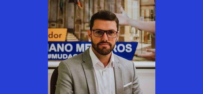 PDT expulsa vereador Fabiano Medeiros do partido em Camaquã