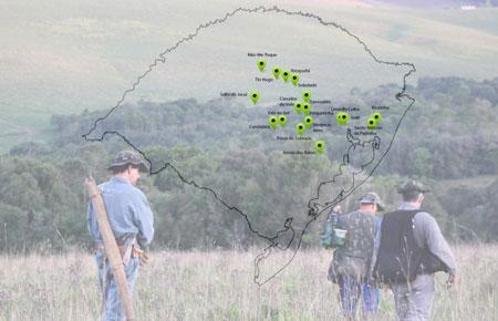 Agricultura emite alerta sanitário para aumento de focos de raiva por herbívoros no Estado