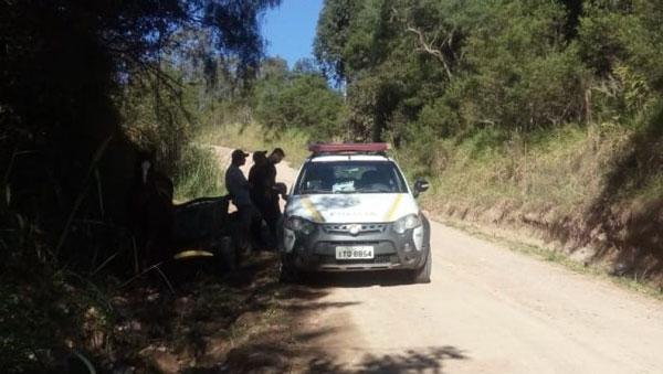 Mulher morre em acidente com carroça na Chuvisca